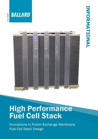 High Performance Fuel Cell Stack White Paper
