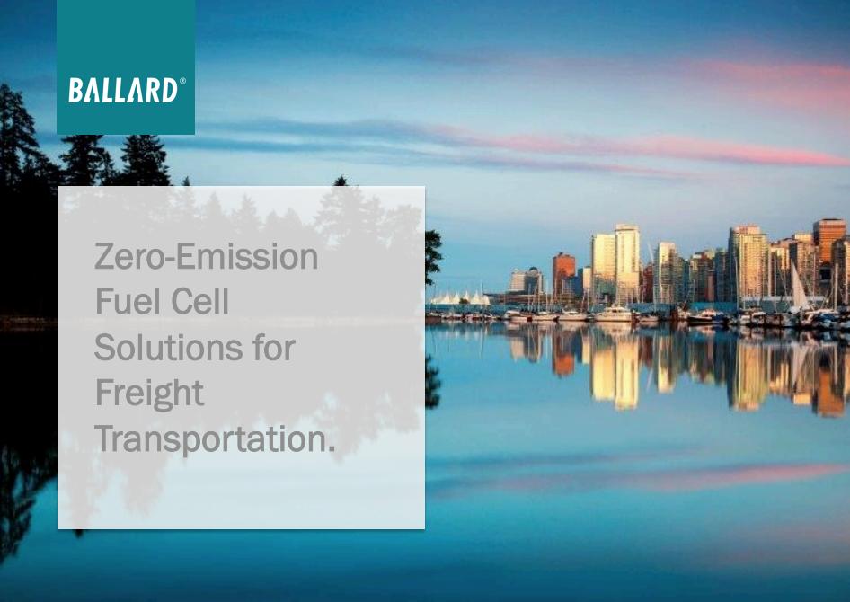 Ballard Fuel Cell Trucks Thumbnail