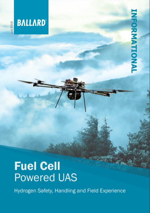 WP-Fuel Cell Powered UAS